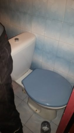 Plomberie – toilette